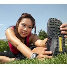 Discover some great outdoor exercise ideas and train outside all summer long! #exercise #summer