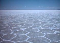 Le plus grand désert de sel, le Salar de Uyuni ~ Nature extrême
