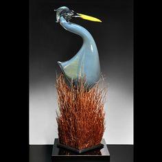 William T. Dexter, Blue Heron