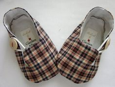 more cloth shoes to sew