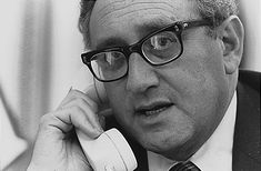 Henry Kissinger. This Day in History: Aug 14, 1974:The second Turkish invasion of Cyprus begins