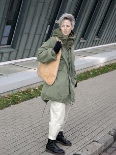 Urban style with BIG OAK bag