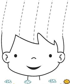 Cutting Activities, Motor Skills Activities, Preschool Learning Activities, Preschool Curriculum, Preschool Worksheets, Sensory Activities, Educational Activities, Toddler Activities, Preschool Activities