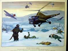 Your place to buy and sell all things handmade Sikorsky Aircraft, Korean Air, Birds In The Sky, Litho Print, Print Calendar, Vintage Airplanes, Us Army, Historian, Taxi