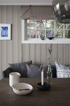Drömstuga i sommarparadiset! - LADY Inspirationsblogg Supreme, Cabin, Ceiling Lights, Lady, Home Decor, Beige, Decoration Home, Room Decor, Cabins