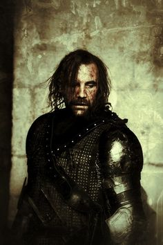 Oh my hound rory McCann is perfect and i don't give a damn what anyone says