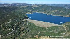 A Terceira Dimensão - Fotografia Aérea: Barragem da Meimoa