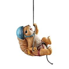 Outdoor Décor-Design Toscano Skyler The Climbing Squirrel Statue ** Click on the image for additional details.