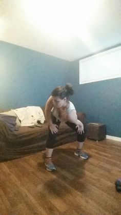 Stretching!