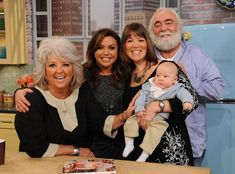 """Paula Deen and her family love Premier Designs Jewelry. Here, they are on the """"Rachel Ray Show"""" wearing some of my favorite pieces! Paula has on the """"Posh"""" bracelet and her daughter-in-law has on the super popular """"Botanical"""" necklace! Premier Jewelry, Premier Designs Jewelry, Daughter In Law, Rachel Ray, Beautiful Inside And Out, Paula Deen, Celebs, Celebrities, Husband"""