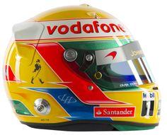 Lewis Hamilton, 2012
