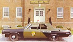 Maryland Highway Patrol license plates and police car images collection and general information Police Vehicles, Emergency Vehicles, Police Car Pictures, Old Police Cars, Police Patrol, Police Uniforms, Car Images, State Police, Fuzz