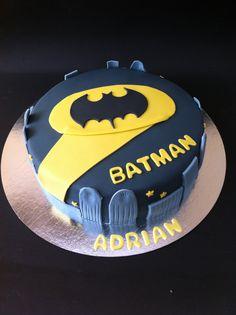 Tarta Batman elaborada por TheCakeProject en Madrid