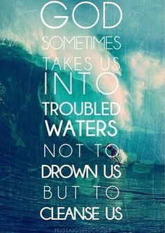 .......in the midst of it all, remember this.