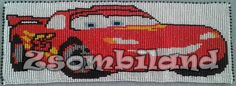 CARS pattern for herringbone, loom or square stitch by ZsombiLand on Etsy