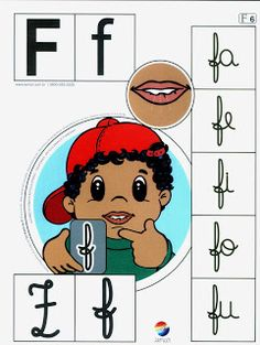 Aquí tenéis fichas para trabajar la escritura de la letra f y repasar la r y la c-z. Enlace: http://es.scribd.com/doc/54261411/letra-f  ht...
