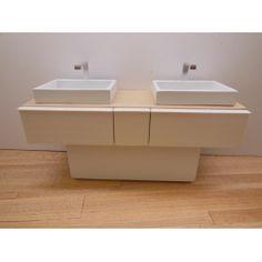 modern dollhouse furniture m112 pods dual vanity cabinet only by paris renfroe design vintage modern dollhouse furniture 1200 etsy