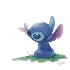 Stitch by lebuckybarnes