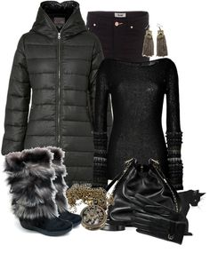 """""""Staying Warm"""" by katc on Polyvore"""