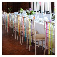 ...these C H A I R S | @rockmywedding for details | W E D D I N G  W E D N E S D A Y top pick | #WeddingWednesday #PartyConnoisseur #wedding #chairs