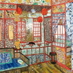 FANG XIANG http://www.widewalls.ch/artist/fang-xiang/ #contemporary #art