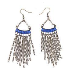 New Tibetan Silver Turquoise Chain Eardrop Pendant Necklace Fashion Jewelry  Wool Fluff Ball Stud Korean Earrings Drop Version Chain Link Sweet Winter. 89933af62aa1