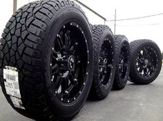 Truck Rims and Tires | Car Tires Ideas