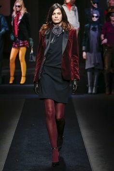 Daks Fall 2018 Menswear Fashion Show Collection