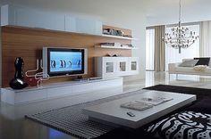 projeto sala tv pequena - Pesquisa Google