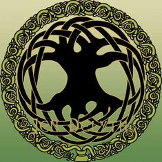 Celtic Art Studio : Celtic Tree of Life Welsh Artist Jen Delyth Tree Of Life Symbol, Celtic Tree Of Life, Celtic Symbols, Celtic Art, Celtic Knots, Celtic Crosses, Dark Witch, Celtic Mythology, Nature Tree
