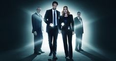 Latest 'X-Files' Art Reminds Us to Trust No One -- A new 'X-Files' poster and promo art has Mulder, Scully, Skinner and the Cigarette Smoking Man on the hunt. -- http://tvweb.com/news/x-files-2016-poster-trust-no-one/