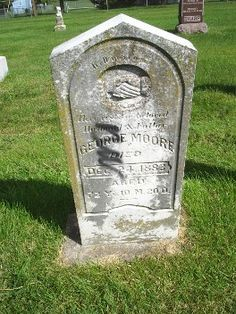 "Did You Know? On many old tombstones you will find the wording, ""Jane Doe, consort  of John Doe."" This indicates that John was still alive at the time Jane died. If the stone reads ""Jane Doe, relict of John Doe,"" this indicates that Jane's husband was already deceased at the time she died. #genealogy #tips"