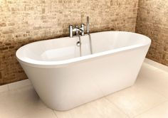 Cleargreen Freestark Freestanding Bath - 1740 x 800