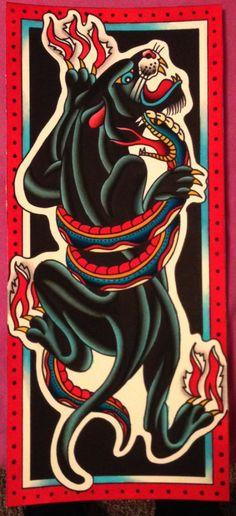 Panther by Joel Janiszyn