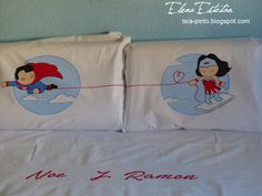 Bed Pillows, Pillow Cases, Toddler Bed, Home Decor, Throw Pillows, Beds, Hilarious, Colors, Couple