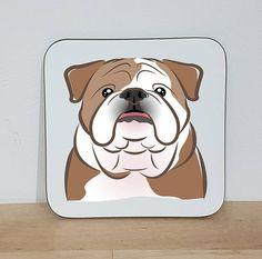 Taza de Bulldog  Taza cute  Taza animal  Taza del día de