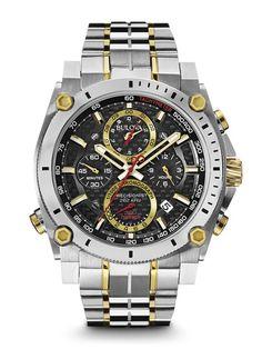 Bulova 98B228 Men's Precisionist Chronograph Watch