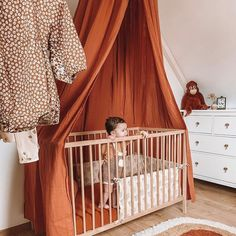 Comment below where will you hang this beautiful canopy in your home? Our new Toffee canopy. Baby Room Art, Baby Bedroom, Baby Room Decor, Nursery Room, Geronimo, Toffee, Sweet Dreams Baby, Style Deco, Blog Deco