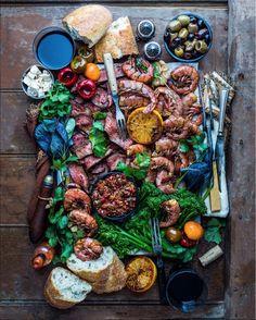 37 Ideas For Seafood Platter Presentation Appetizers 37 Ideas For Seafood Platter Presentation Appetizers Appetizers Seafood Seafood Platter, Seafood Appetizers, Meat Platter, Surf And Turf, Good Food, Yummy Food, Food Platters, Buffets, Charcuterie