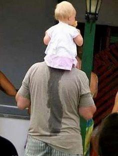"""""""não basta ser pai, tem que participar""""... lol"""