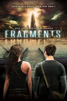 50 books like Divergent: Fragments (Partials, #2)
