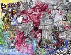 Fine Arts: Pencil Crayon