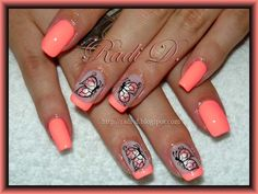 Butterflies - Nail Art Gallery by NAILS Magazine