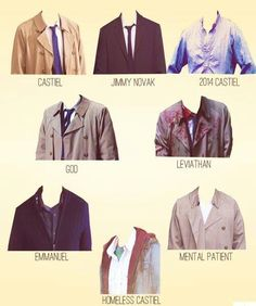 I'm going to be mental hospital Cas for halloween!