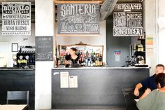 Santeria   Milan Cafe Interior, Modern Interior, Interior Architecture, Interior And Exterior, Interior Design, Cafe Restaurant, Restaurant Design, Coffee Shop Menu, Cafe Bistro