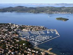 Marina Kornati – nautical and regatta center of Northern Dalmatia.  #Biogradnamoru #Zadar_Region #marina #nautic