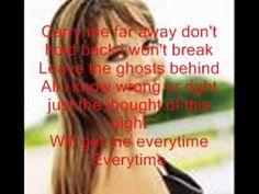▶ Everytime Jessica Andrews Lyrics - YouTube