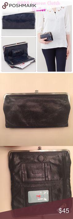 hobo lauren leather clutch wallet clutch wallet leather clutch and classy - Double Frame Clutch Wallet