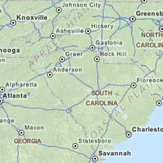Official Mapquest Maps Driving Directions Live Traffic >> 1000+ images about Georgia - Florida border on Pinterest