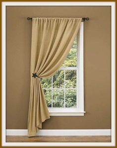 The Stylish Small Window Curtain Designs Ideas with 25 Best Small Window Curtains Ideas On Home Decor Small Windows 27402 above is one of pictures of home Window Curtain Designs, Small Window Curtains, Window Design, Curtain Ideas, Window Seats, Drapery Ideas, Window Blinds, Curtains For Short Windows, Valences For Windows